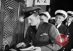 Image of released sailors Long Beach New York USA, 1945, second 20 stock footage video 65675072162