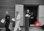 Image of released sailors Long Beach New York USA, 1945, second 33 stock footage video 65675072162