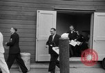 Image of released sailors Long Beach New York USA, 1945, second 35 stock footage video 65675072162