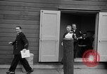 Image of released sailors Long Beach New York USA, 1945, second 36 stock footage video 65675072162