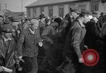 Image of released sailors Long Beach New York USA, 1945, second 42 stock footage video 65675072162