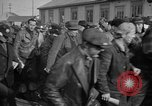 Image of released sailors Long Beach New York USA, 1945, second 43 stock footage video 65675072162