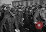 Image of released sailors Long Beach New York USA, 1945, second 44 stock footage video 65675072162