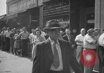 Image of released sailors Long Beach New York USA, 1945, second 50 stock footage video 65675072162