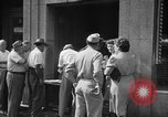 Image of released sailors Long Beach New York USA, 1945, second 52 stock footage video 65675072162