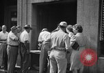 Image of released sailors Long Beach New York USA, 1945, second 53 stock footage video 65675072162