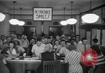 Image of released sailors Long Beach New York USA, 1945, second 60 stock footage video 65675072162
