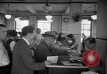 Image of released sailors Long Beach New York USA, 1945, second 61 stock footage video 65675072162