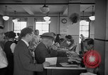 Image of released sailors Long Beach New York USA, 1945, second 62 stock footage video 65675072162