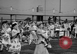 Image of baby crawling race New Jersey United States USA, 1945, second 5 stock footage video 65675072163