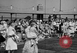 Image of baby crawling race New Jersey United States USA, 1945, second 8 stock footage video 65675072163
