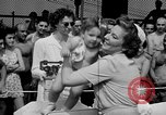 Image of baby crawling race New Jersey United States USA, 1945, second 14 stock footage video 65675072163
