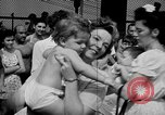 Image of baby crawling race New Jersey United States USA, 1945, second 15 stock footage video 65675072163