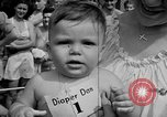 Image of baby crawling race New Jersey United States USA, 1945, second 16 stock footage video 65675072163