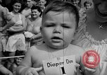 Image of baby crawling race New Jersey United States USA, 1945, second 18 stock footage video 65675072163