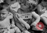 Image of baby crawling race New Jersey United States USA, 1945, second 23 stock footage video 65675072163