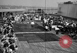 Image of baby crawling race New Jersey United States USA, 1945, second 26 stock footage video 65675072163