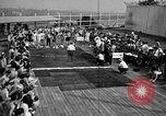 Image of baby crawling race New Jersey United States USA, 1945, second 27 stock footage video 65675072163