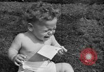 Image of baby crawling race New Jersey United States USA, 1945, second 48 stock footage video 65675072163