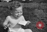 Image of baby crawling race New Jersey United States USA, 1945, second 49 stock footage video 65675072163