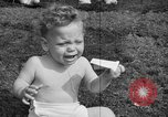 Image of baby crawling race New Jersey United States USA, 1945, second 50 stock footage video 65675072163