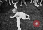 Image of baby crawling race New Jersey United States USA, 1945, second 55 stock footage video 65675072163