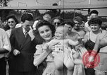 Image of baby crawling race New Jersey United States USA, 1945, second 59 stock footage video 65675072163