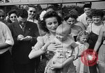 Image of baby crawling race New Jersey United States USA, 1945, second 60 stock footage video 65675072163