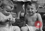 Image of baby crawling race New Jersey United States USA, 1945, second 61 stock footage video 65675072163