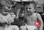 Image of baby crawling race New Jersey United States USA, 1945, second 62 stock footage video 65675072163