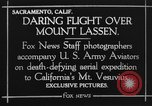 Image of Mount Lassen California United States USA, 1923, second 1 stock footage video 65675072185