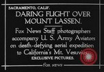 Image of Mount Lassen California United States USA, 1923, second 3 stock footage video 65675072185