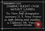 Image of Mount Lassen California United States USA, 1923, second 8 stock footage video 65675072185