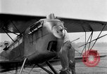 Image of Curtiss P-1Hawk Pursuit AT-4 Michigan United States USA, 1926, second 16 stock footage video 65675072198