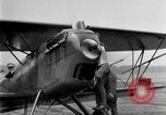 Image of Curtiss P-1Hawk Pursuit AT-4 Michigan United States USA, 1926, second 17 stock footage video 65675072198