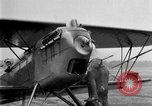 Image of Curtiss P-1Hawk Pursuit AT-4 Michigan United States USA, 1926, second 18 stock footage video 65675072198