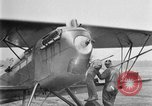 Image of Curtiss P-1Hawk Pursuit AT-4 Michigan United States USA, 1926, second 19 stock footage video 65675072198