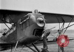 Image of Curtiss P-1Hawk Pursuit AT-4 Michigan United States USA, 1926, second 20 stock footage video 65675072198