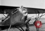 Image of Curtiss P-1Hawk Pursuit AT-4 Michigan United States USA, 1926, second 21 stock footage video 65675072198