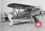 Image of Curtiss P-1Hawk Pursuit AT-4 Michigan United States USA, 1926, second 22 stock footage video 65675072198