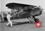 Image of Curtiss P-1Hawk Pursuit AT-4 Michigan United States USA, 1926, second 23 stock footage video 65675072198