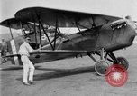 Image of Curtiss P-1Hawk Pursuit AT-4 Michigan United States USA, 1926, second 24 stock footage video 65675072198