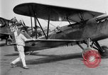 Image of Curtiss P-1Hawk Pursuit AT-4 Michigan United States USA, 1926, second 25 stock footage video 65675072198