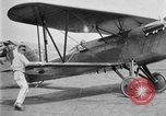 Image of Curtiss P-1Hawk Pursuit AT-4 Michigan United States USA, 1926, second 26 stock footage video 65675072198