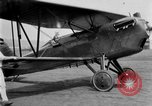Image of Curtiss P-1Hawk Pursuit AT-4 Michigan United States USA, 1926, second 27 stock footage video 65675072198