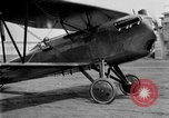 Image of Curtiss P-1Hawk Pursuit AT-4 Michigan United States USA, 1926, second 28 stock footage video 65675072198
