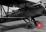 Image of Curtiss P-1Hawk Pursuit AT-4 Michigan United States USA, 1926, second 29 stock footage video 65675072198