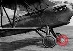 Image of Curtiss P-1Hawk Pursuit AT-4 Michigan United States USA, 1926, second 30 stock footage video 65675072198