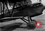 Image of Curtiss P-1Hawk Pursuit AT-4 Michigan United States USA, 1926, second 31 stock footage video 65675072198