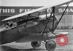 Image of Curtiss P-1Hawk Pursuit AT-4 Michigan United States USA, 1926, second 34 stock footage video 65675072198